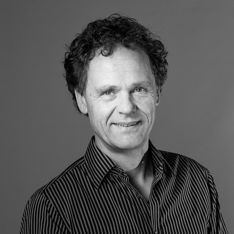 Portret van Jeroen